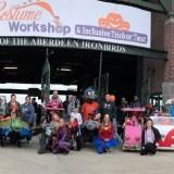 Harford County Seeks Volunteers, Sponsors for Wheelchair Costume Workshops