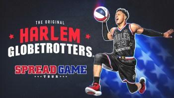 Harlem Globetrotters to Perform at APGFCU Arena