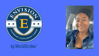 Joelle M. Lester to Take Part in Envisions National Youth Leadership Forum: Explore STEM