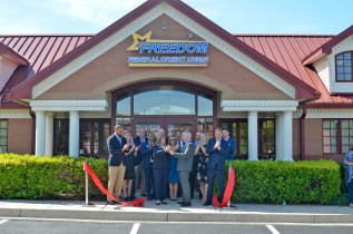 Freedom Federal Credit Union Opens New Branch In Perry Hall
