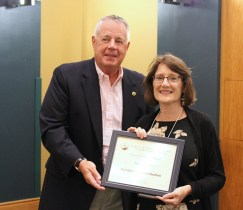 Dr. Sharon Stowers Receives 2021 Outstanding Contribution to Maryland Agriculture Award