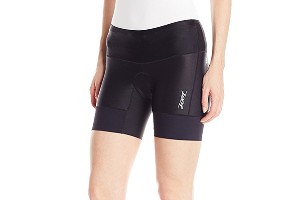 New ZOOT Women's Performance Tri 6″ Shorts, Small $51