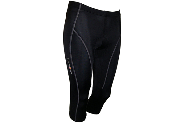 New Funkier Bike Women's 3/4 Cycling Tights with B2 Pad, Small $55