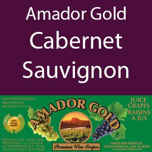 Amador Gold Cabernet Sauvignon