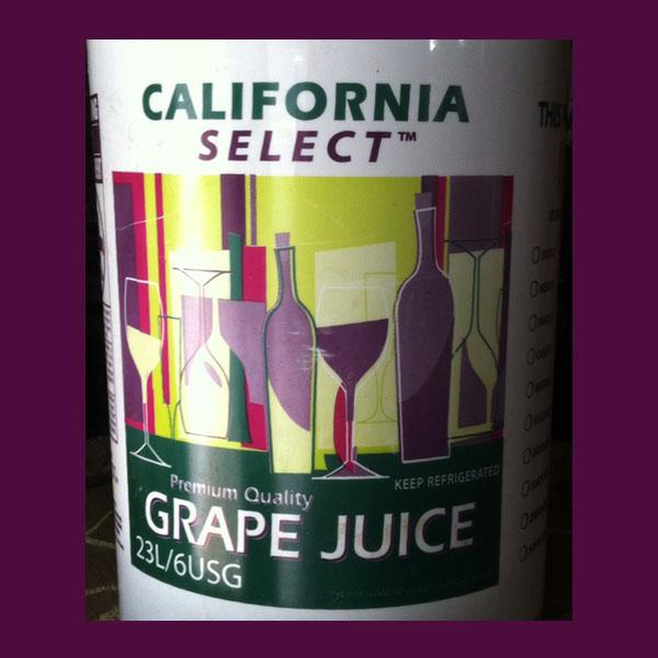 California Juices Syrah