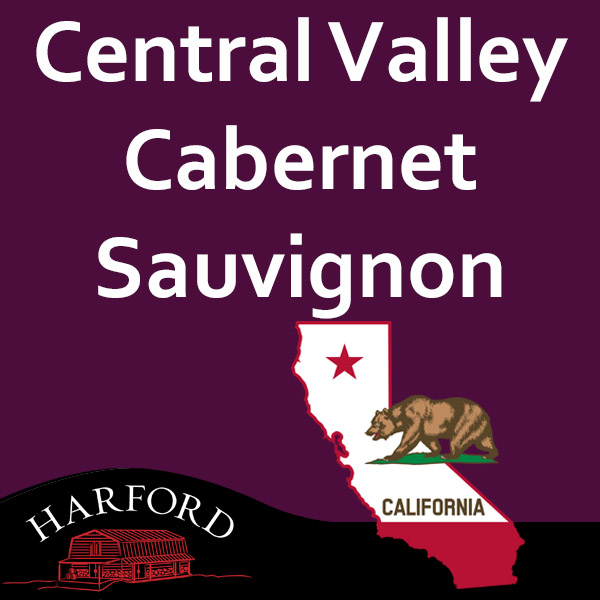 Central Valley Cabernet Sauv (Lodi)
