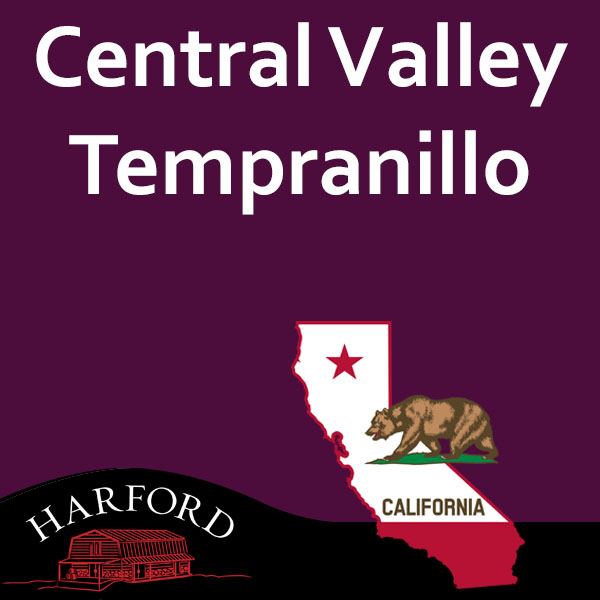 Central Valley Tempranillo