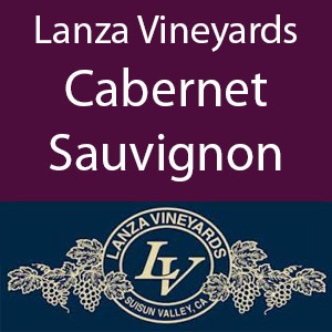 Lanza Vineyards Cab Sauvignon