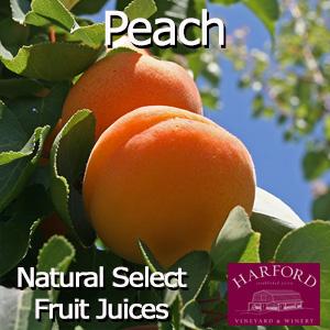 Natural Select Peach Juice