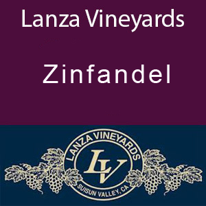 Lanza Vineyards Zinfandel (Lanza)