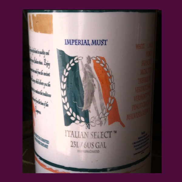 Italian Juices Cabernet Sauvignon