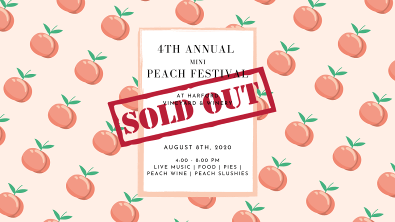 Mini Peach Festival Ticket