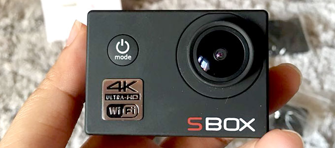 Action Camera S Box (sumber: carousell.com)