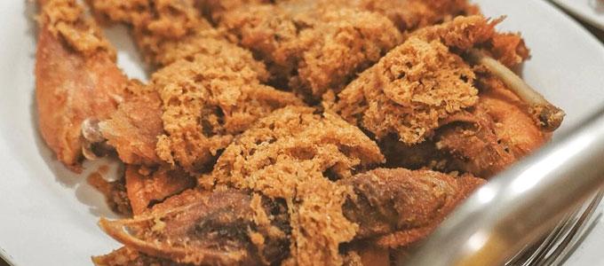 Daftar Harga Menu Makanan Ayam Goreng Ny Suharti Daftar Harga