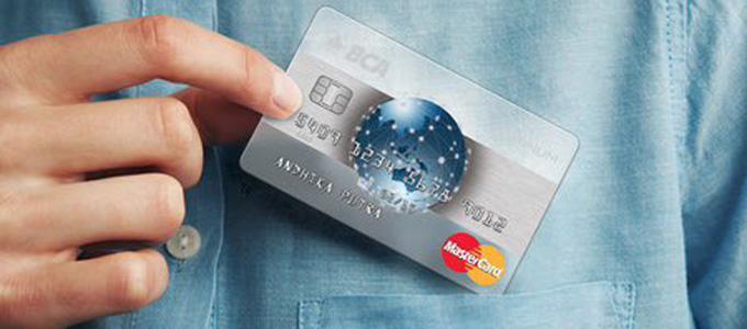Bunga Kartu Kredit Bca