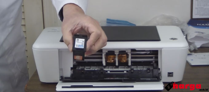 Cartridge Printer HP Deskjet 1010 - Terry Wirth