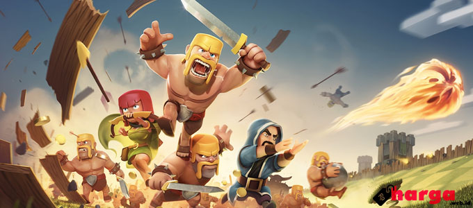 Clash of Clans - (Sumber: knowyourmobile.com)