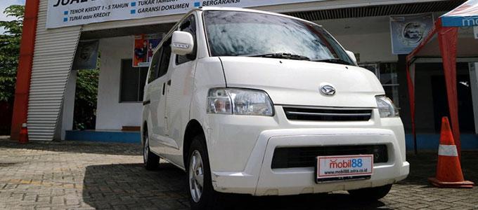 Harga Mobil Daihatsu Gran Max Minibus Baru Dan Bekas Daftar Harga