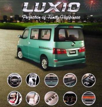 Harga Mobil Daihatsu Luxio Baru Dan Bekas 2015 Daftar Harga