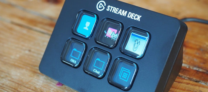 Elgato Stream Deck Mini - www.windowscentral.com