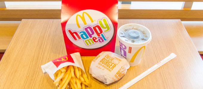 Happy Meal McDonald's (McD) - www.imagenesmy.com