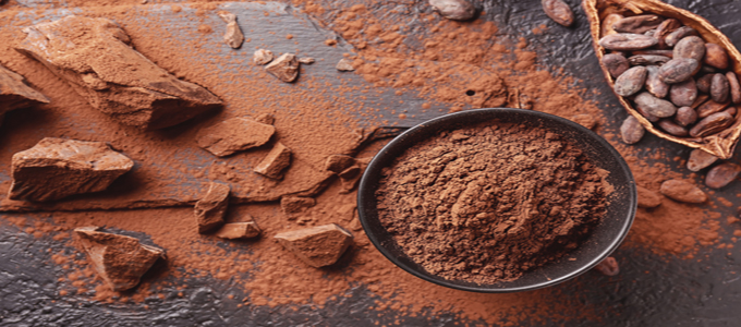 Ilustrasi: Cocoa Powder (credit: foodbusinessnews/Adobe Stock)