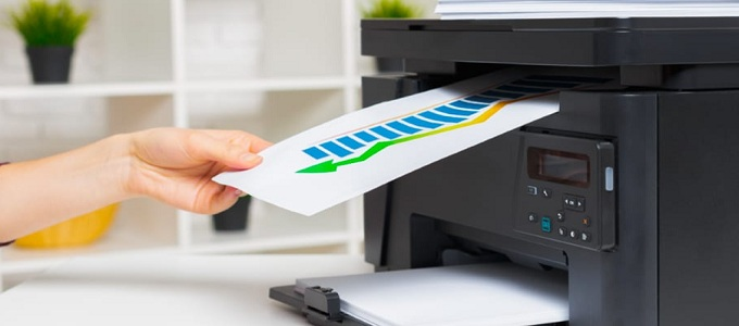 Ilustrasi: Mini Laserjet Printer Warna ( credit: hinet)