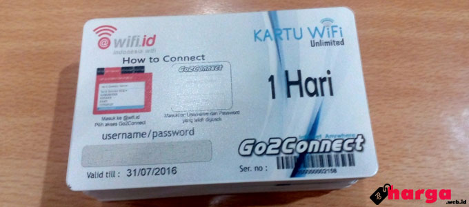 Internet @wifi.id - www.tokopedia.com