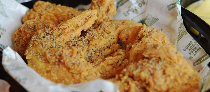 Menu Wingstop Indonesia - @WingstopID
