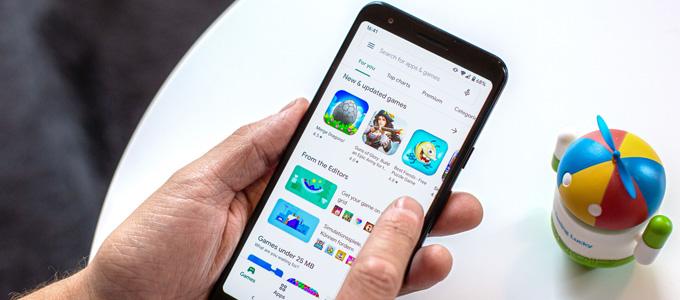 Lihat Cara Membuat Akun Saldo Google Play paling mudah