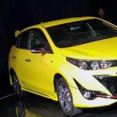 Toyota Yaris Trd Sportivo 2018 Indonesia Grand New Avanza 2015 Type E Update Terlengkap Harga Di Daftar