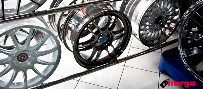 Info Harga Bekas Velg Mobil Trd Racing R13 Lebar 8 Di Pasaran Daftar Harga Tarif