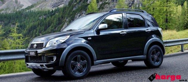 Daihatsu Terios 2016 Spesifikasi Dan Harga Terbaru Daftar Harga Tarif