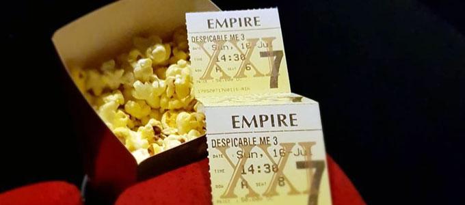 Jadwal Tayang Film Dan Harga Tiket Nonton Di Bioskop 21 Xxi Empire