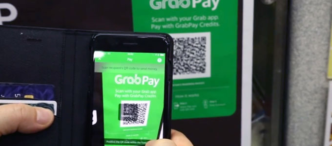 Aplikasi Grab Pay (sumber: techinasia.com)