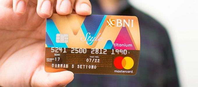 Info Lengkap Limit Kartu Kredit Bni Reguler Platinum Gold Silver Dan Titanium Daftar Harga Tarif