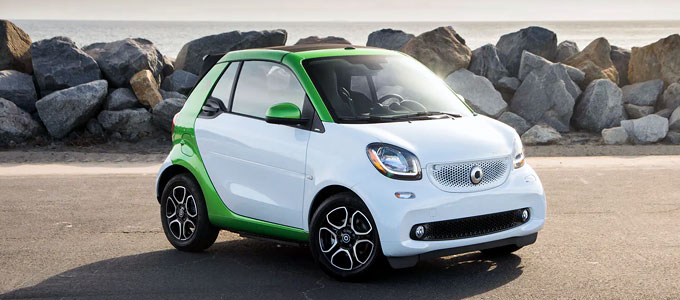 Mobil Smart Fortwo (sumber: thedrive.com)