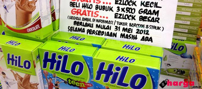 Daftar Harga Susu Hilo All Varian Di Indomaret Dan Alfamart Daftar Harga Tarif