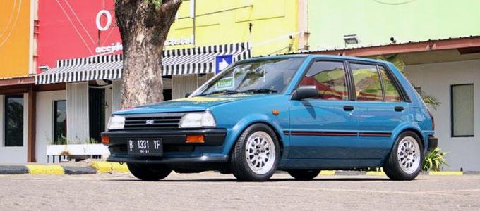 Info Terbaru Kisaran Harga Toyota Starlet Bekas 1985 1998 Daftar Harga Tarif