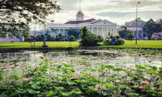 Pemesanan Tiket Kebun Raya Bogor