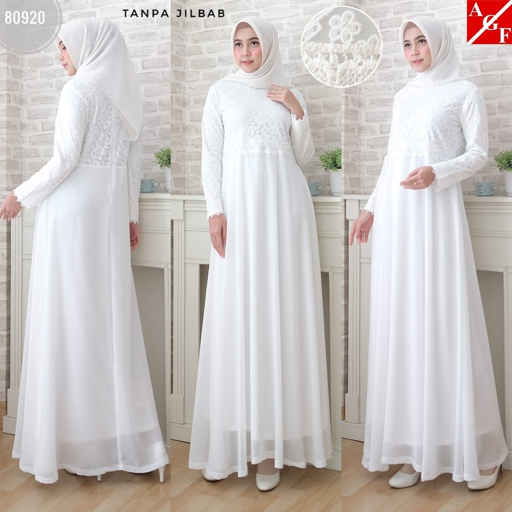 Model Serta Harga Baju Brokat Mewah - Update Terbaru 11