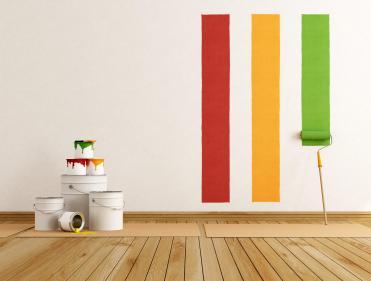 Berapa jumlah kaleng cat yang Anda butuhkan?