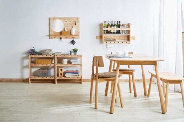 Furniture Eco Friendly dengan Sanding Sealer Terbaik