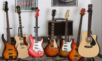 harga gitar biasa