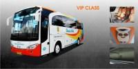 harga tiket bus rosalia indah jenis VIP