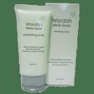 harga wardah white secret exfoliating scrub