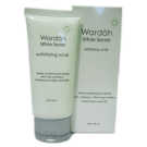 harga wardah white secret exfoliating scrub