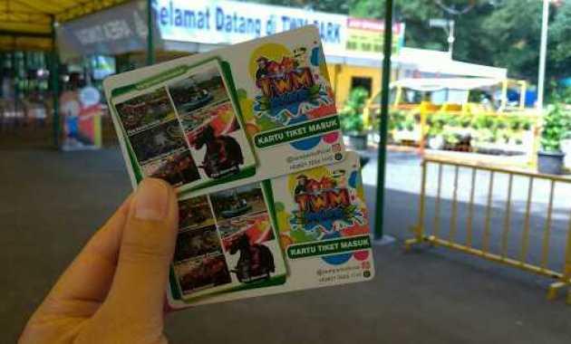 Harga tiket masuk taman wisata matahari