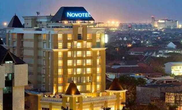 Hotel novotel semarang, hotel dekat lawang sewu