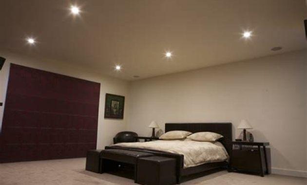Lampu downlight untuk kamar